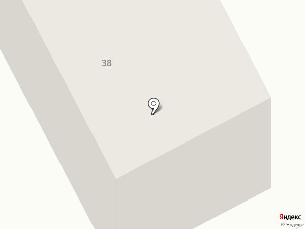 ТехноСервис на карте Кургана