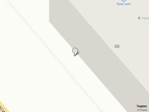 Колмогоров на карте Кургана