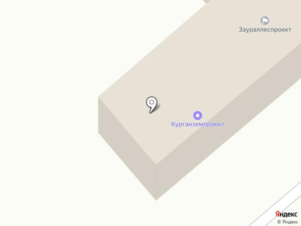 SENSEI на карте Кургана