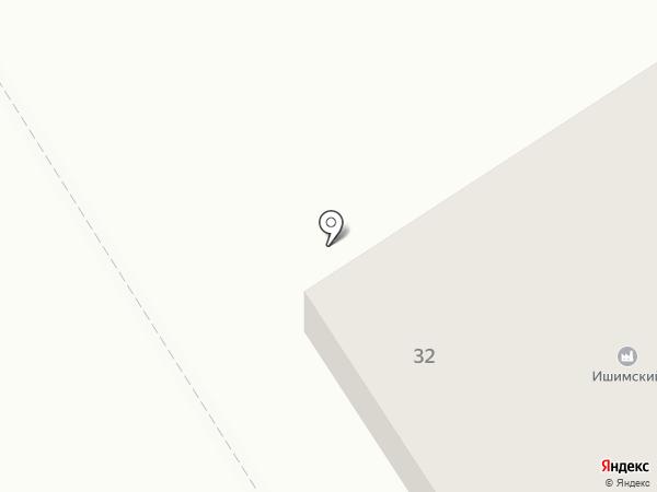 Мария на карте Исетского