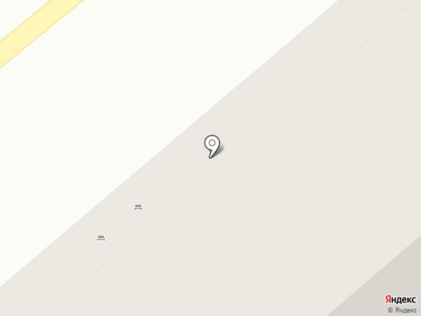 Служба квартальных смотрителей на карте Кургана
