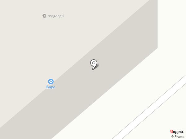ТКП Барс на карте Кургана