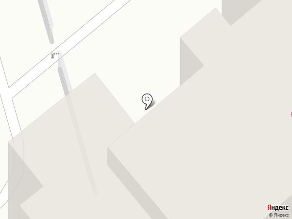 Центральное, ТСЖ на карте Кургана