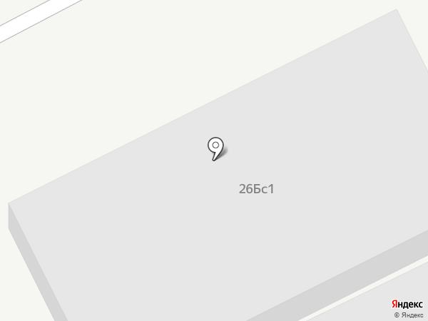 РИМС на карте Кургана