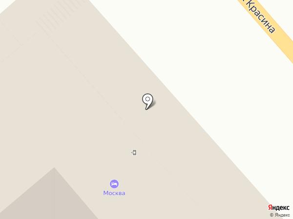 ГОРИЗОНТ на карте Кургана