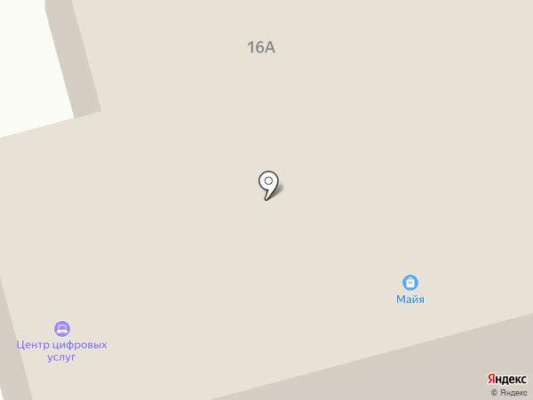 Уютный дом на карте Исетского