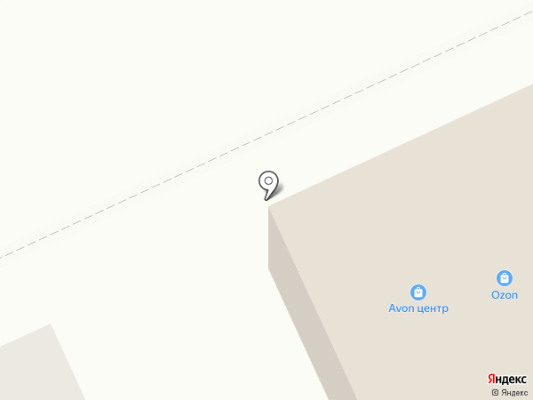 Зауральский хладокомбинат, ЗАО на карте Кургана