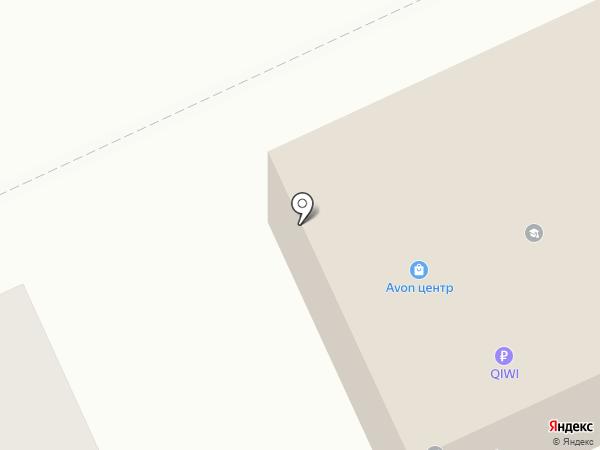 Деталь Стандарт на карте Кургана