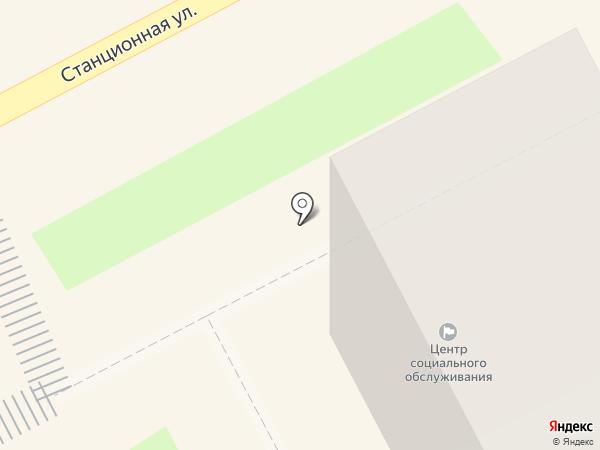 Центр социального обслуживания граждан пожилого возраста и инвалидов по г. Кургану на карте Кургана
