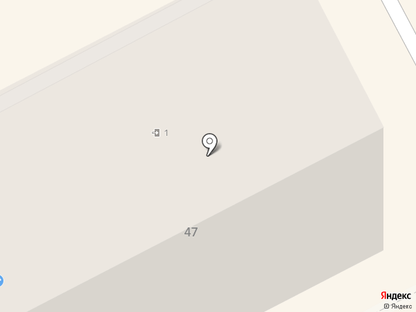 Рублик на карте Кургана