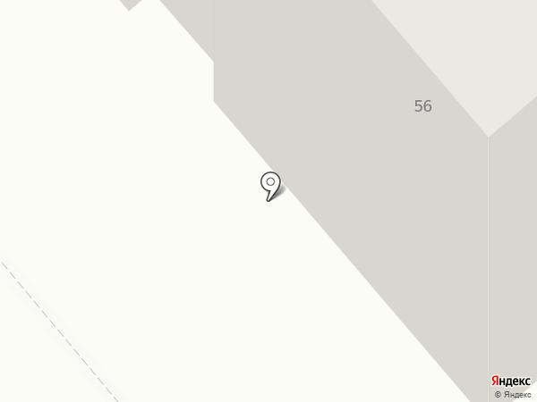 Каре Crystal Style на карте Кургана