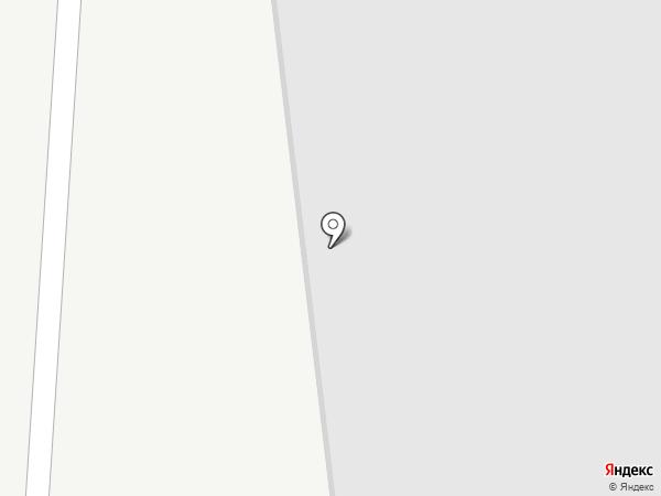 Аскона-Курган на карте Кургана