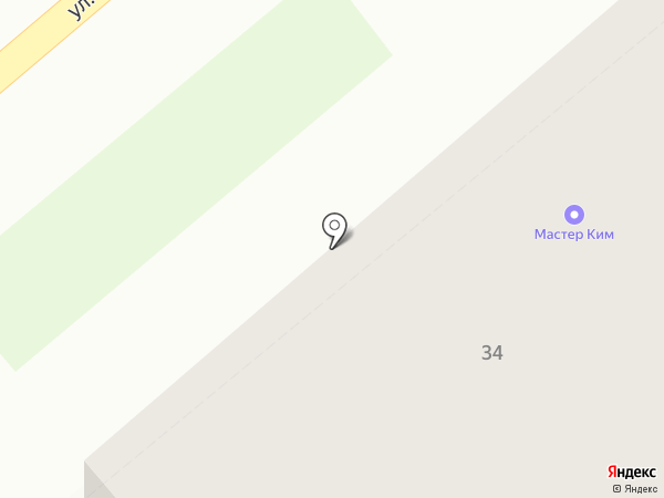 Домовенок на карте Кургана