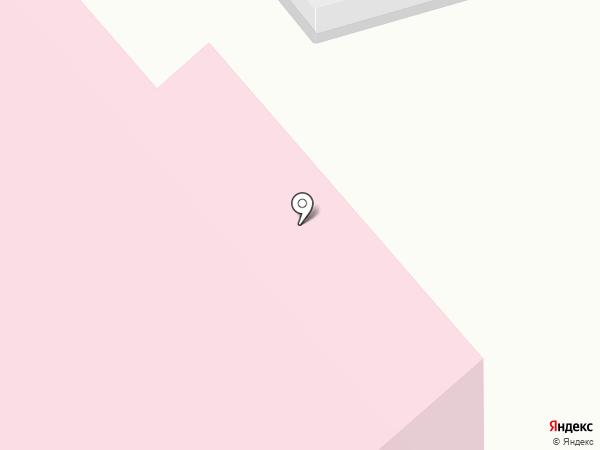 Курганская областная клиническая больница на карте Кургана