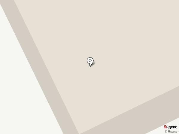 Компания пассажирских перевозок на карте Кургана
