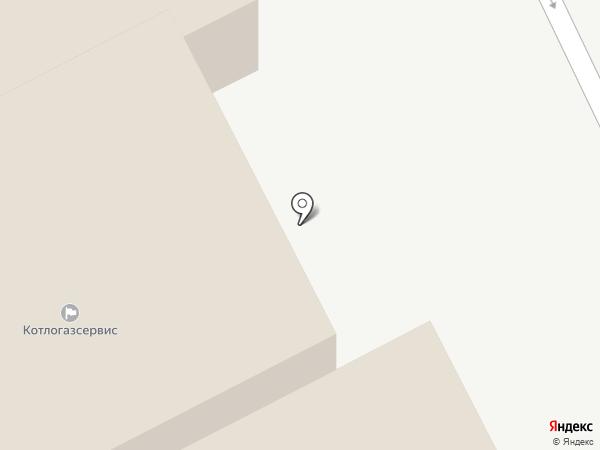TITAN на карте Кургана