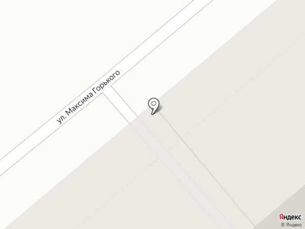 Фитнес-студия Ирины Ждановой на карте Кургана