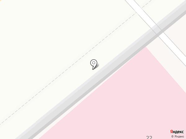 Экотрест на карте Кургана