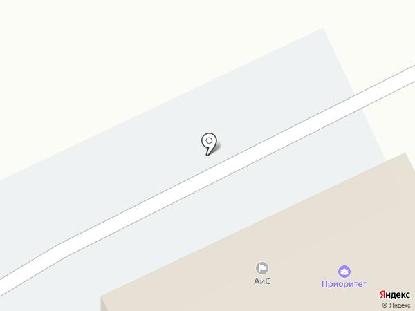 Эталон на карте Кургана