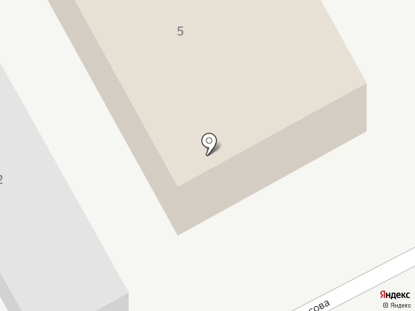 Светлячок на карте Кургана