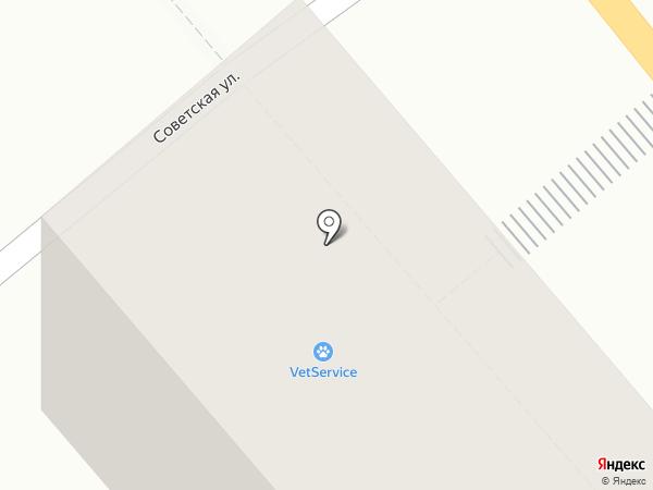 Монтажник на карте Кургана