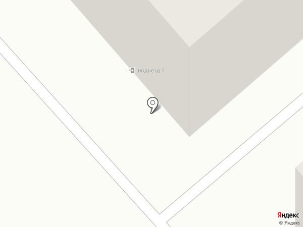 Солнечный на карте Кургана