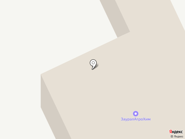 Профлист на карте Кургана