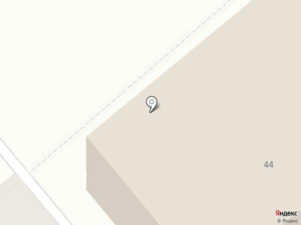 Отделение почтовой связи №2 на карте Кургана