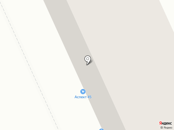 Белье даром на карте Кургана