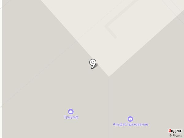 Сибирский газовик на карте Кургана