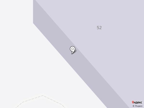 Средняя общеобразовательная школа №42 на карте Кургана