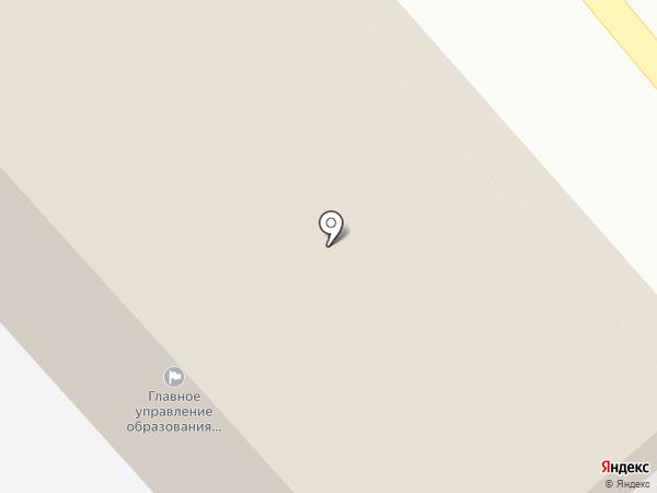 Департамент образования и науки Курганской области на карте Кургана