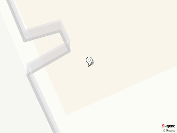 Киоск по продаже молочных продуктов на карте Кургана