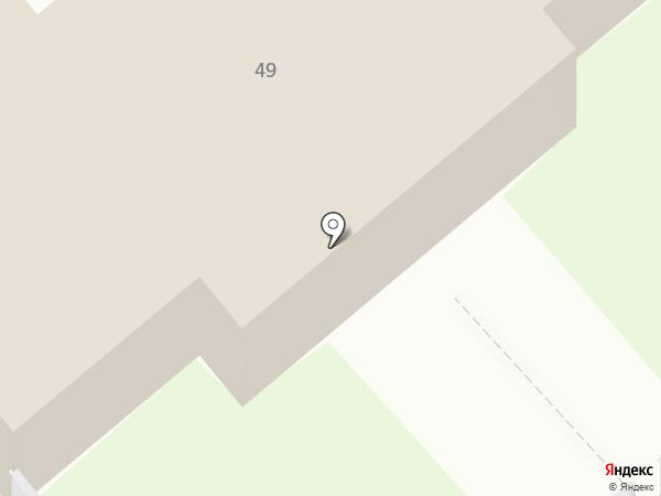 Департамент здравоохранения Курганской области на карте Кургана