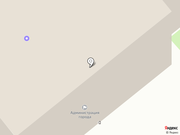 Департамент жилищно-коммунального хозяйства на карте Кургана