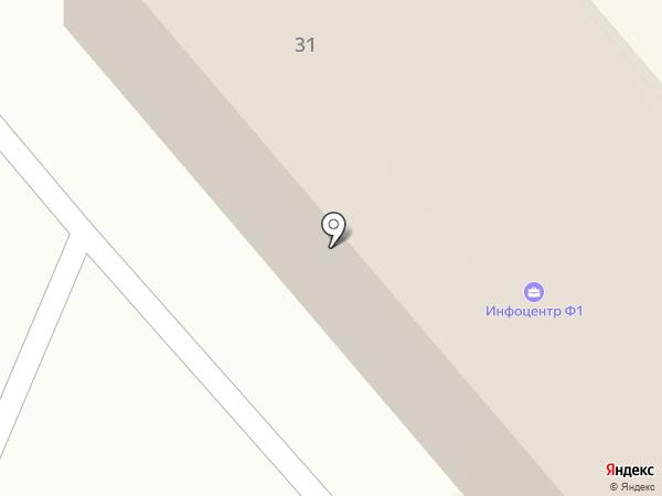 Эталон МК на карте Кургана