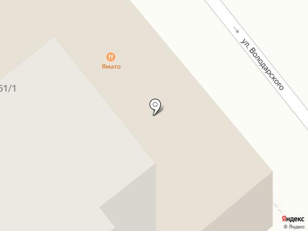 Ямато на карте Кургана