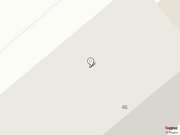 Каре Профи на карте Кургана