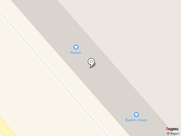 Baden на карте Кургана