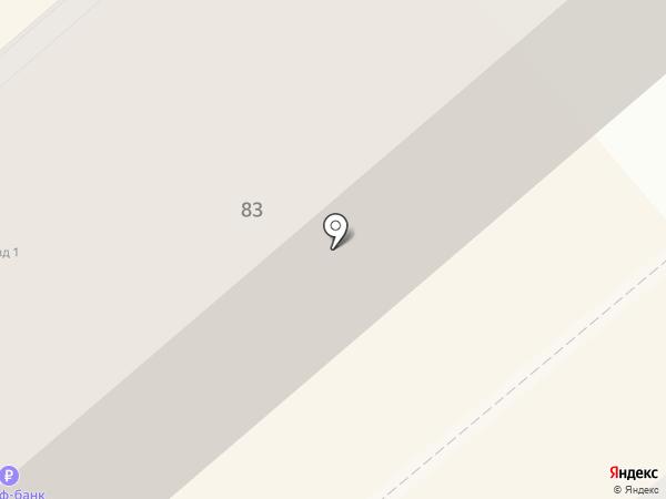 Банкомат, КБ Восточный, ПАО на карте Кургана
