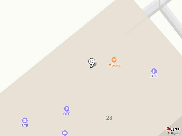 Магазин по продаже куры-гриль на карте Кургана