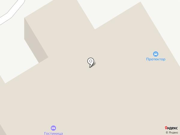 Сахарно-крупяная компания на карте Кургана