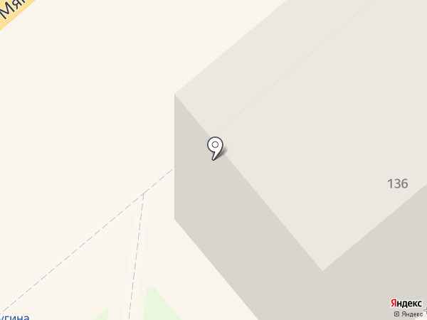 Цифра на карте Кургана