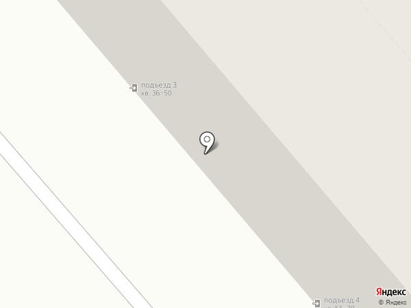 Зауральский медведь на карте Кургана