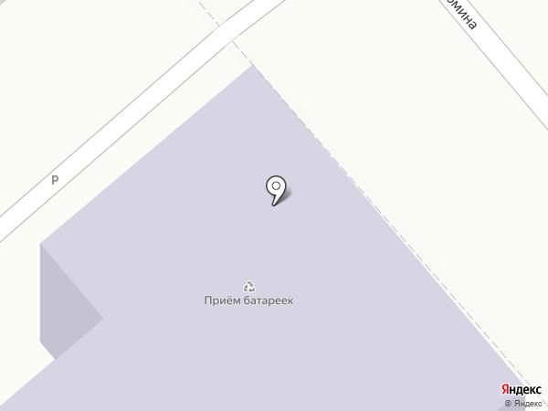 Областная детская библиотека на карте Кургана