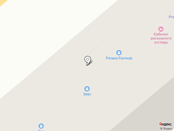 ФЛОРенция на карте Кургана
