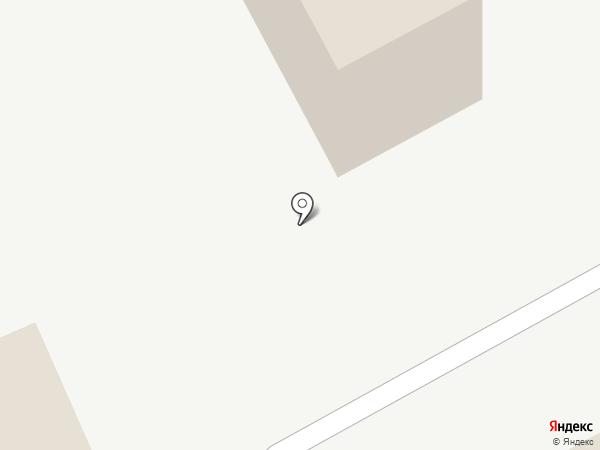 Киоск фастфудной продукции на карте Кургана