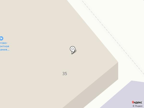 Сеть столовых на карте Кургана
