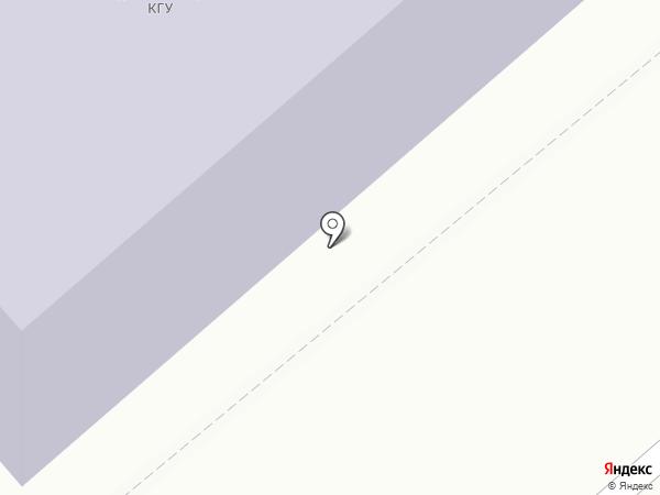 Редакционно-издательский центр на карте Кургана