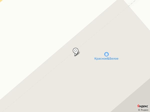 ГАРАЖ на карте Кургана